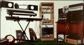 Andrián Pertout: Musical Instrument Collection